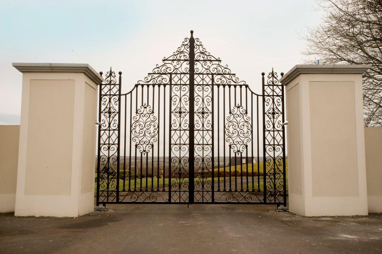 3 5m Usually Tall Gates For Driveway Are Remarkable Due To