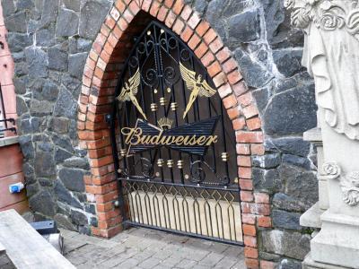 Commercial Pedestrian Gates