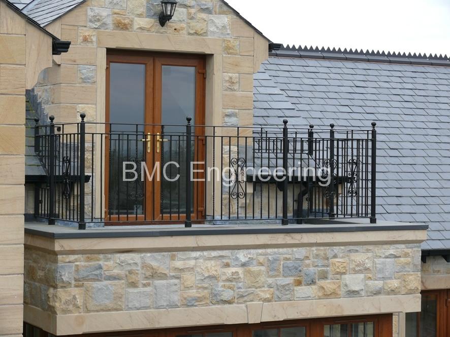 Balconies By Bmc Full Range Of Balconies Belfast And