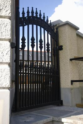 Domestic Pedestrian Gates