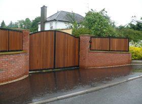 Wooden Gates & Railings